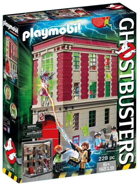 Blast into the Holidays with Playmobil!