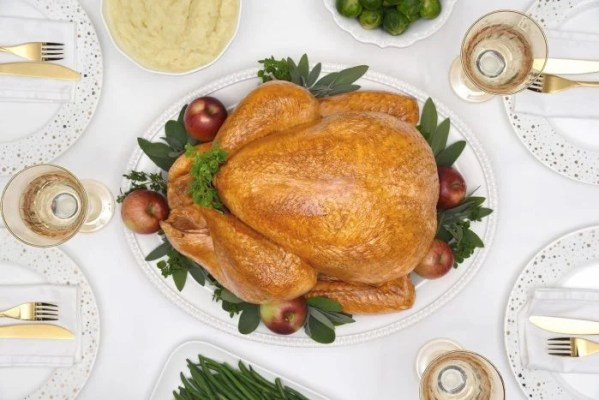 Entertain for the Holidays wth Canadian Turkey