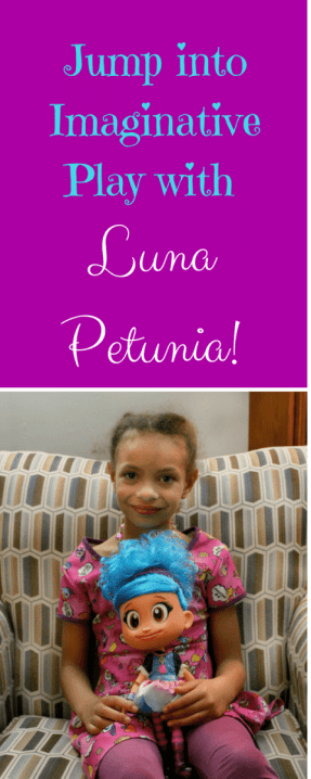Jump into Imaginative Play with Luna Petunia!