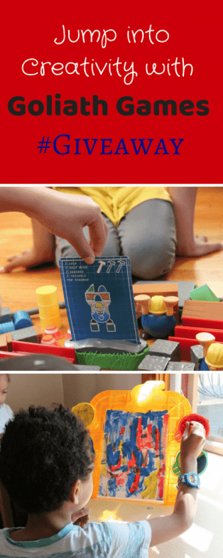 Jump into Creativity with Goliath Games