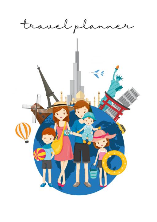 Family Travel Planner Checklist