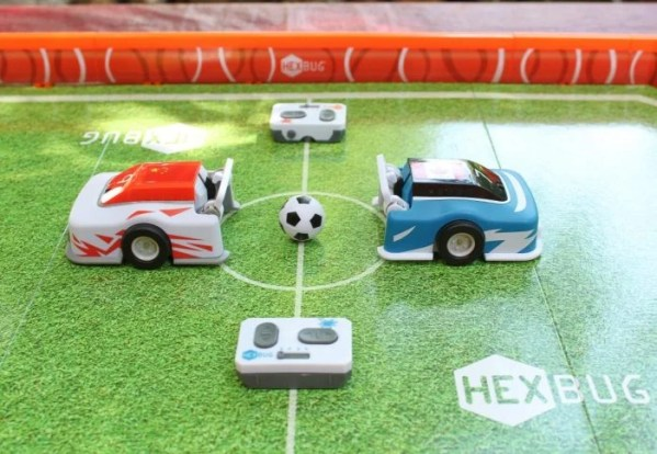 Technology Plus Sport Equals Fun with HEXBUG #Review