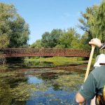 Paddling Through History with Voyageur Canoe Guided Tours #ParksCanada