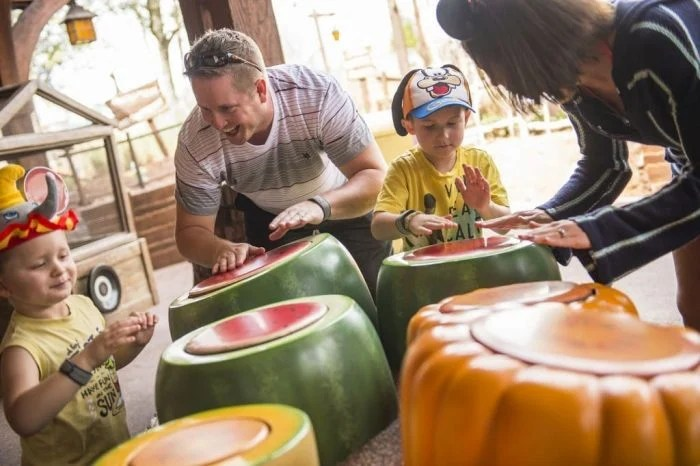 Best Disney World Rides for Toddlers