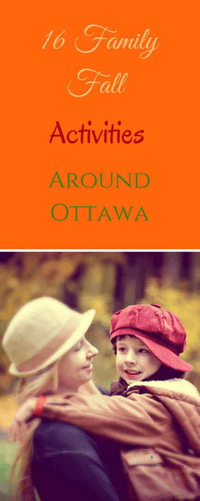 16 Fall Family Activities Around Ottawa