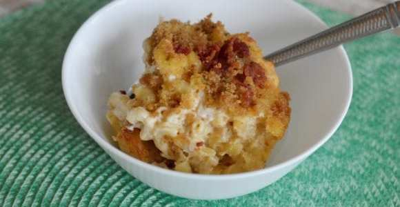 Turkey Ranch Mac-n-Cheese Recipe