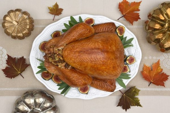 Celebrate Turkey All Month Long with Canadian Turkey