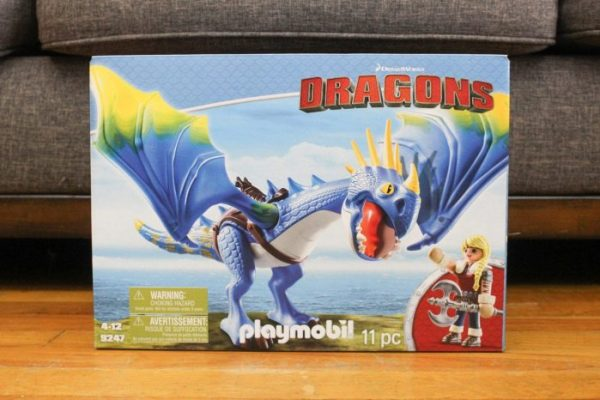 Blaze into Adventure with Dragons from Playmobil Canada