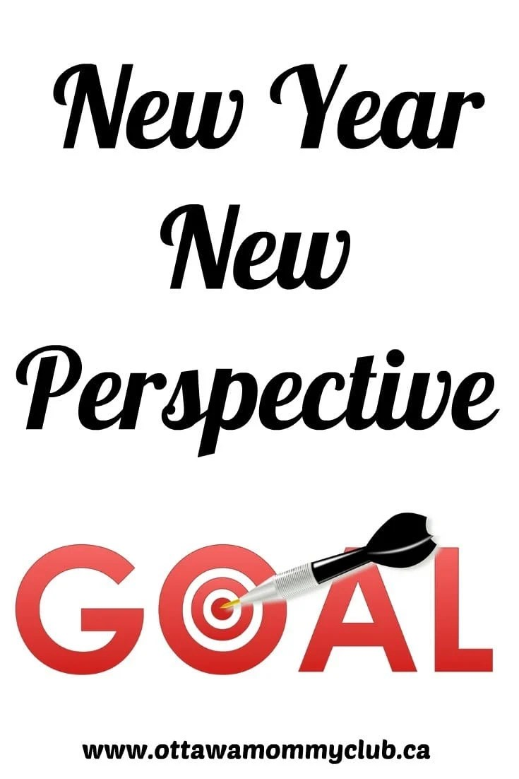 New Year...New Perspective