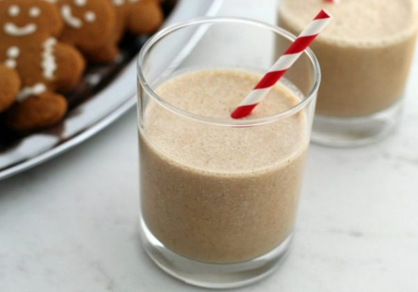 Gingerbread Cookie Smoothie Recipe