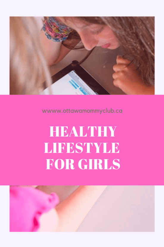Healthy Lifestyle for Girls
