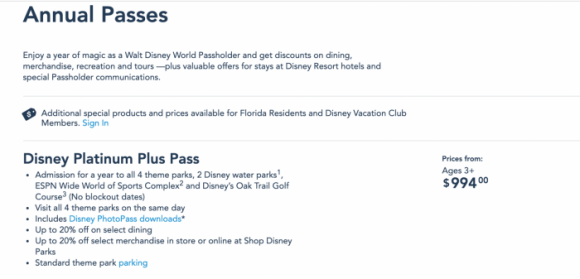 Should You Purchase A Disney World Annual Pass?