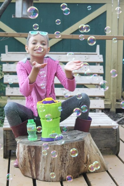Bubble Fun for Summer with GAZILLION Bubbles