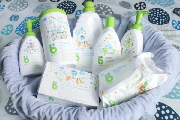 Gentle Cleaning at Home with Babyganics