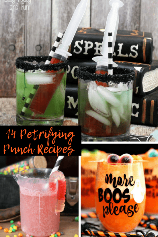 14 Petrifying Punch Recipes