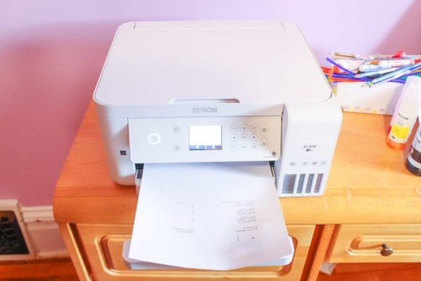 Creative Back to School Fun with Epson Canada
