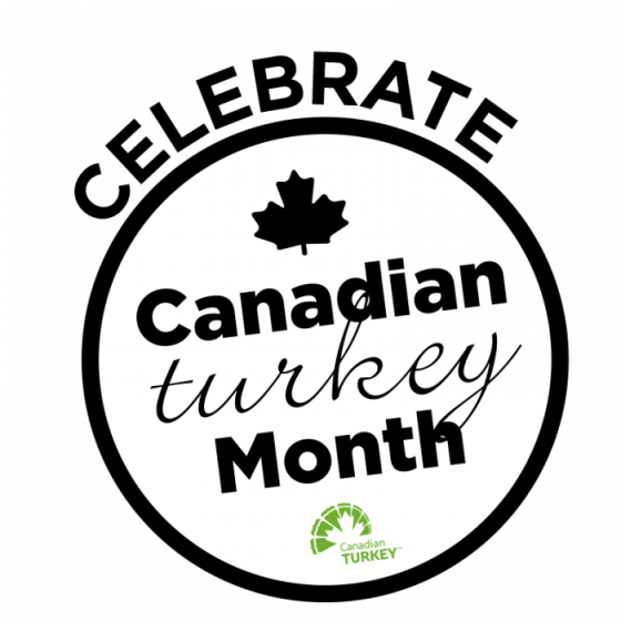 Gobble Up Canadian Turkey Month with Canadian Turkey