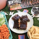 Set A Saucy Game Day Table with Montana's Texas-Style Ribs