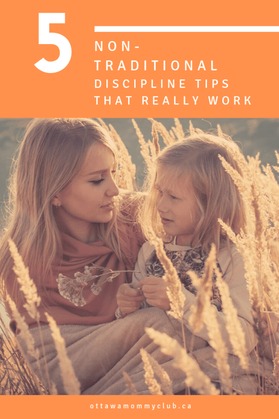 5 Non-Traditional Discipline Tips that Really Work
