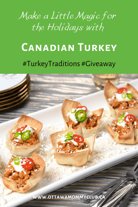 Make a Little Magic for the Holidays with Canadian Turkey