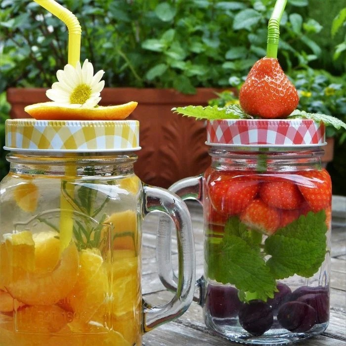 Refreshing Flavoured Water Recipes