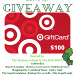 $100 Target Gift Card Giveaway ~ US #MarchMadness