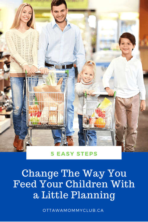Change The Way You Feed Your Children With a Little Planning