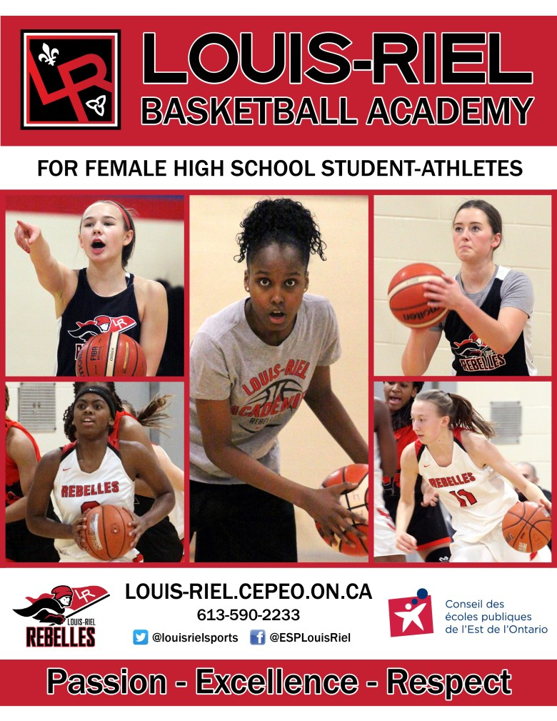 Basketball Female Academy cover page