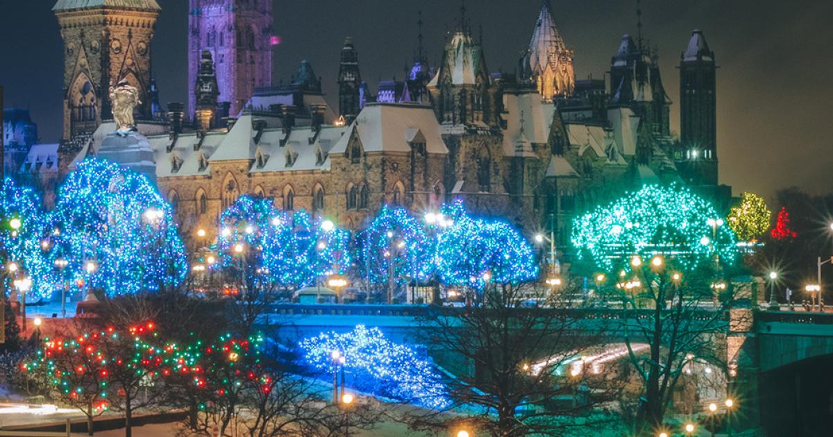 3-day Itinerary: A Holiday Season Getaway to Ottawa | Ottawa Tourism
