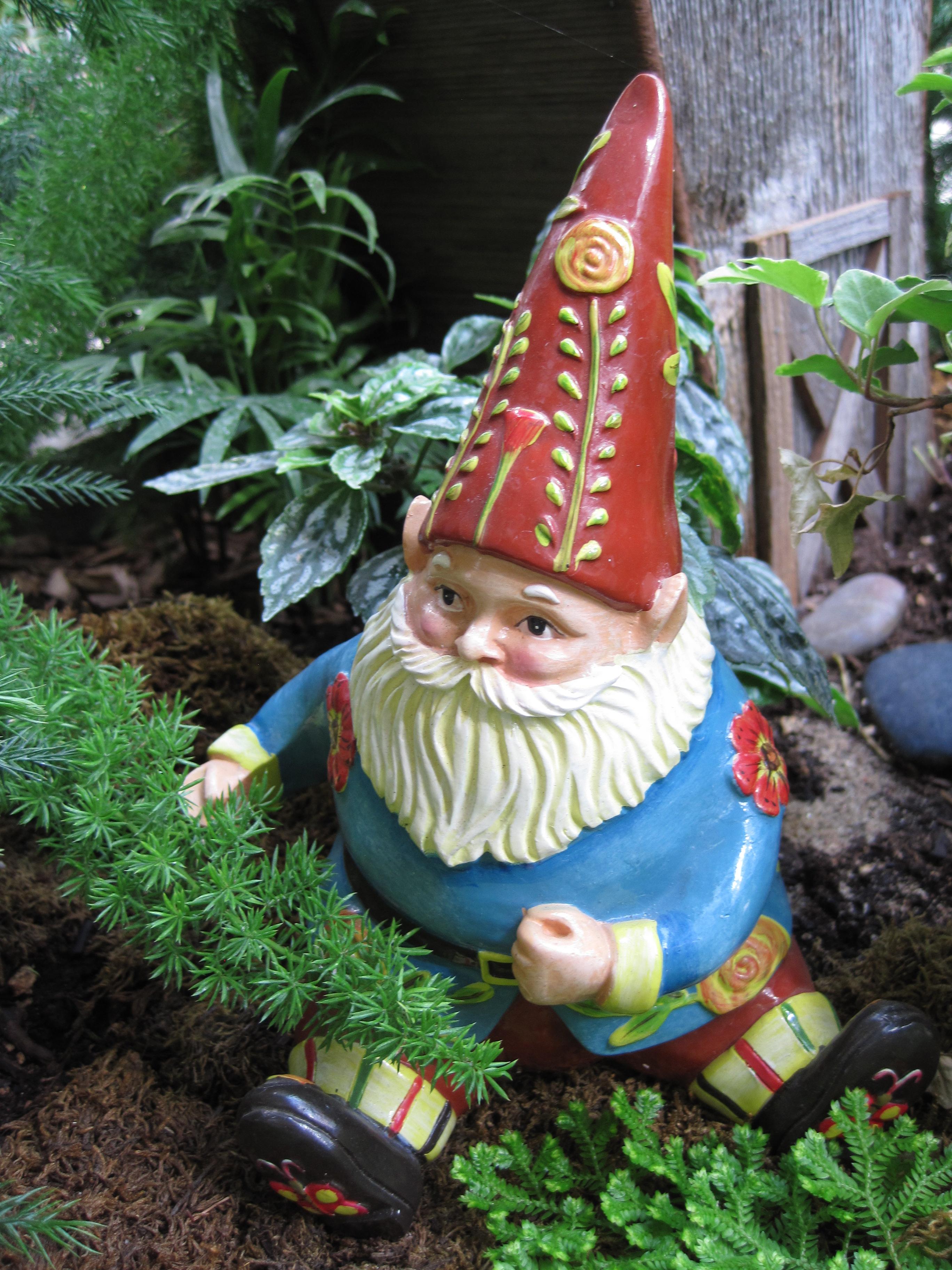 small ball chair hideaway sleeper miniature fairy garden accessories | otten bros. center and landscaping