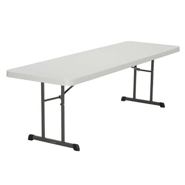 "8"" Folding Patio Table"