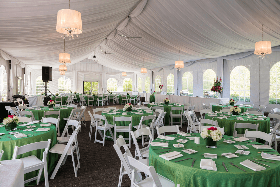 Party and tent rentals