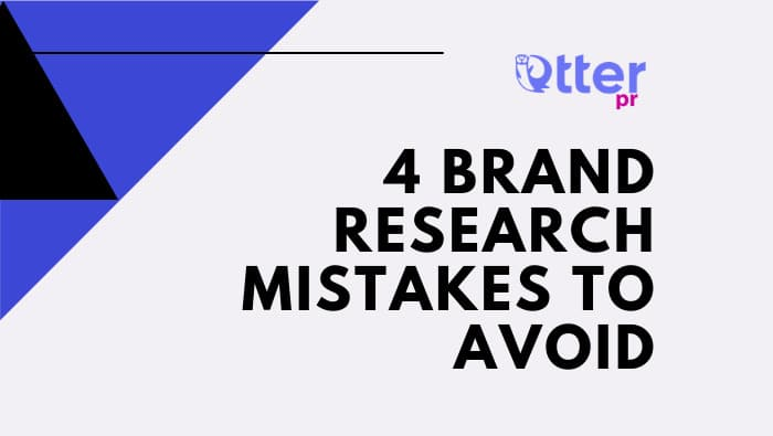 4 brand research mistakes mistakes to avoid