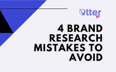 4 BRAND RESEARCH MISTAKES TO AVOID