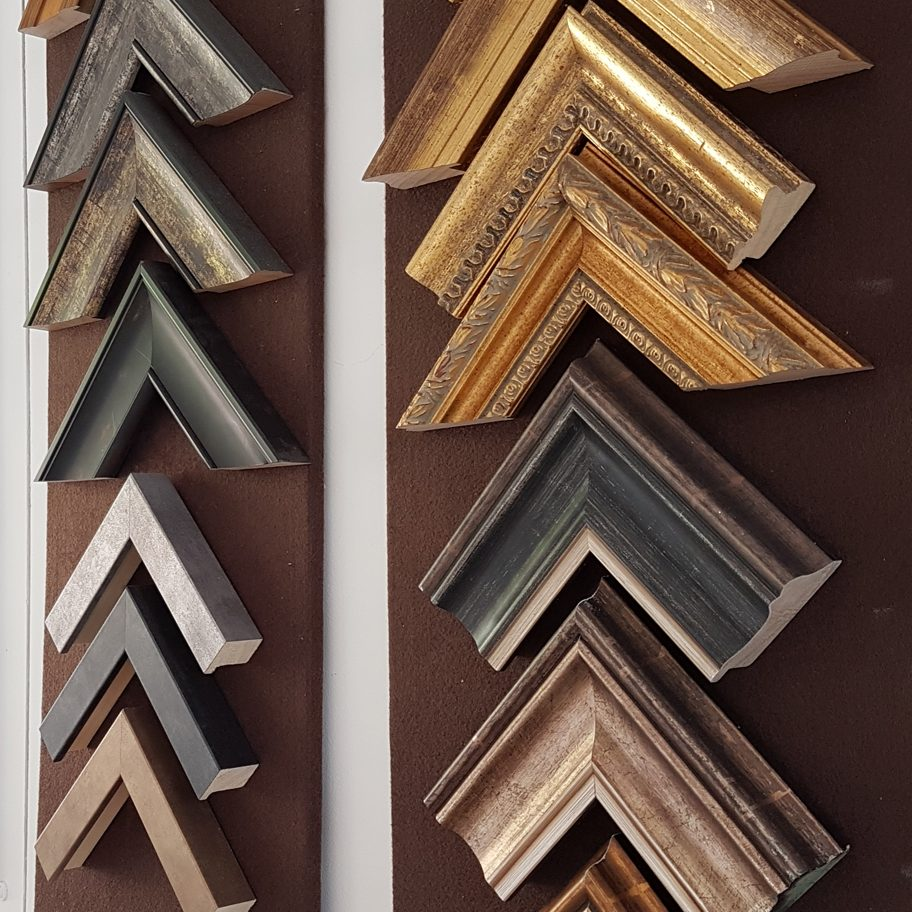 A selection from our framing range