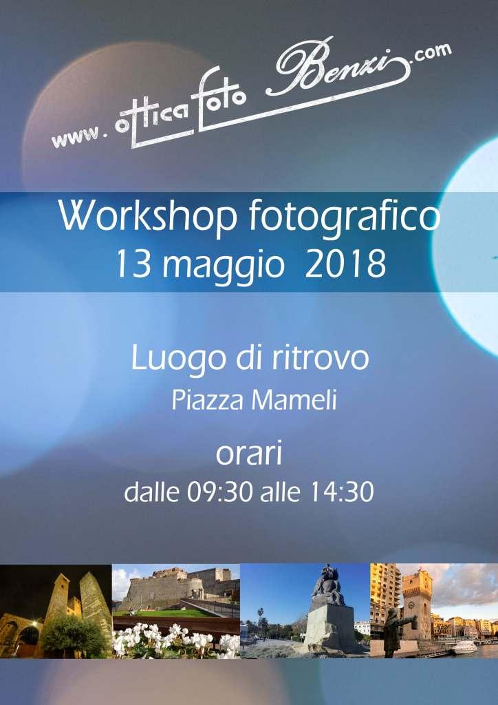 Locandina Workshop
