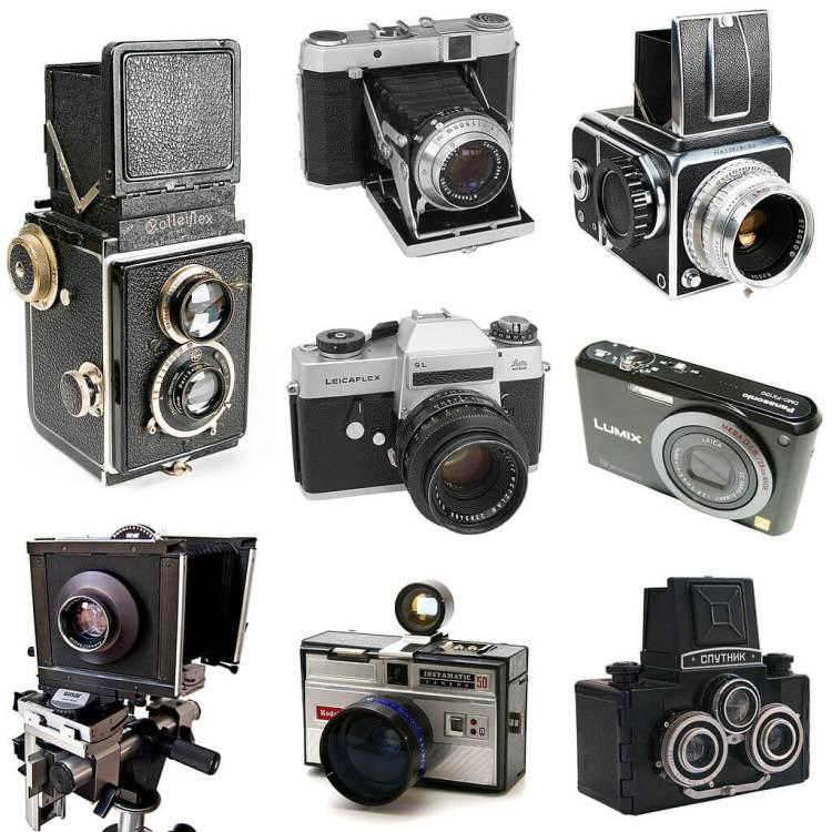 older cameras