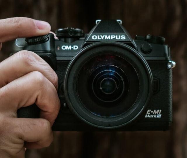 OMD E-M1 MKIII