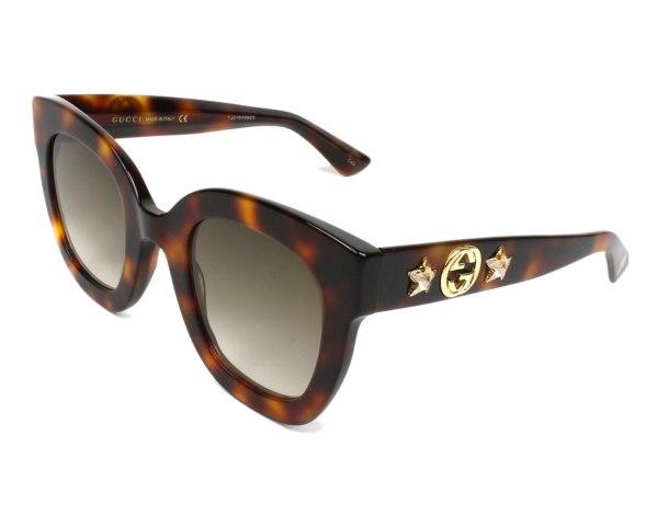 gucci occhiali da sole GG 0208S 003