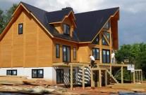 Timberblock Model Home
