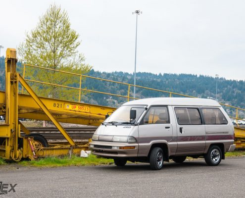 Toyota Townace 4x4 van for sale in Portlnad, OR