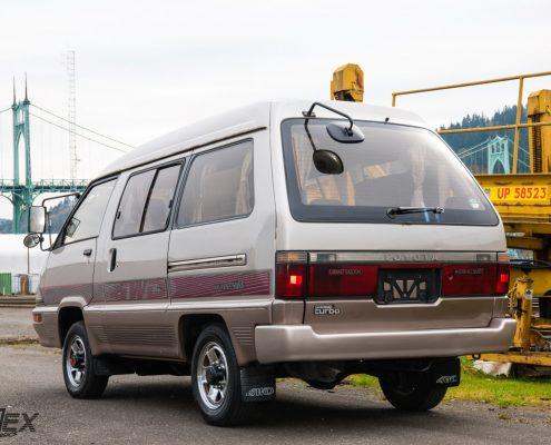 1989 Toyota 4x4 Van for sale