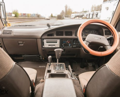 Toyota Masterace Interior
