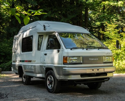 1992 Toyota Townace Amcraft Camper for sale by Ottoex