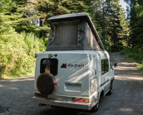 Toyota Townace Poptop Camper