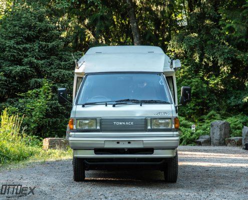 Toyota Townace Camper by Ottoex