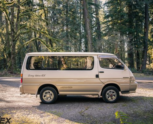 1993 Toyota Hiace 4x4 for sale by Ottoex