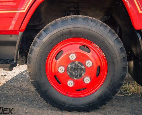Toyota Dyna 4x4 Wheels