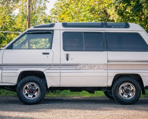 Toyota 4x4 Van for sale Portland, OR by Ottoex