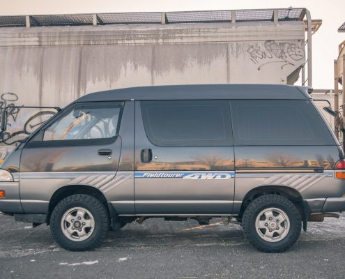 A 4x4 Toyota Townace Van for Sale in Portland, OR. by Ottoex